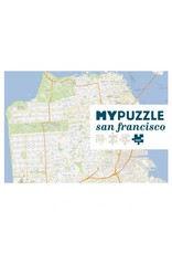 Asmodee Puzzle: My Puzzle: San Francisco 1000pc