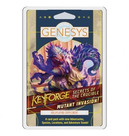 Fantasy Flight Games Genesys: SotC RPG: Mutant Invasion! Card