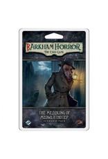 Fantasy Flight Games Arkham Horror LCG: BH: The Meddling of Meowlathotep