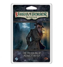Fantasy Flight Games Arkham Horror LCG: BH: The Meddling of Meowlathotep