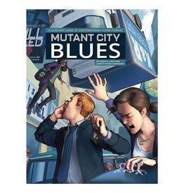 Mutant City Blues 2E