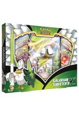 Pokemon PKM: Galarian Sirfetch'd V Box