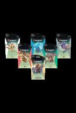 Magic MtG: Zendikar Rising Theme Booster