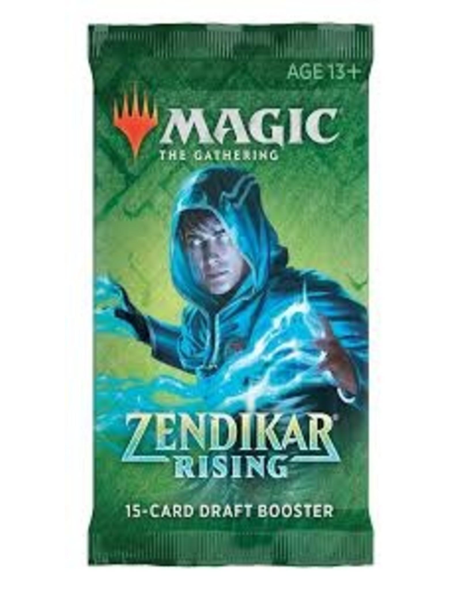 Magic Magic the Gathering: Zendikar Rising: Draft Booster Pack