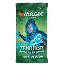Magic MtG: Zendikar Rising: Draft Booster Pack