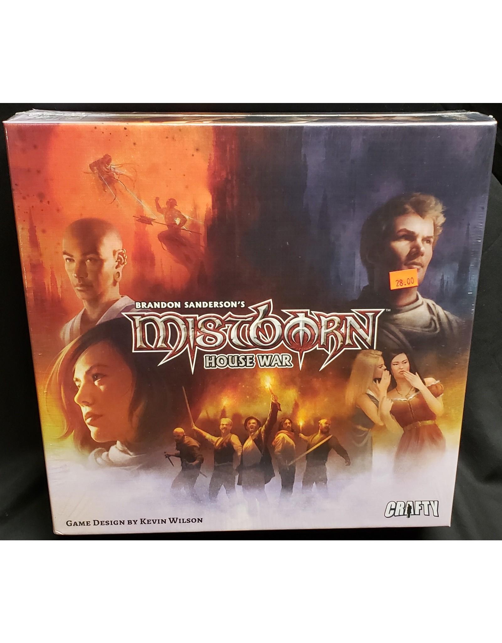 Ding & Dent Mistborn: House War (Ding & Dent)
