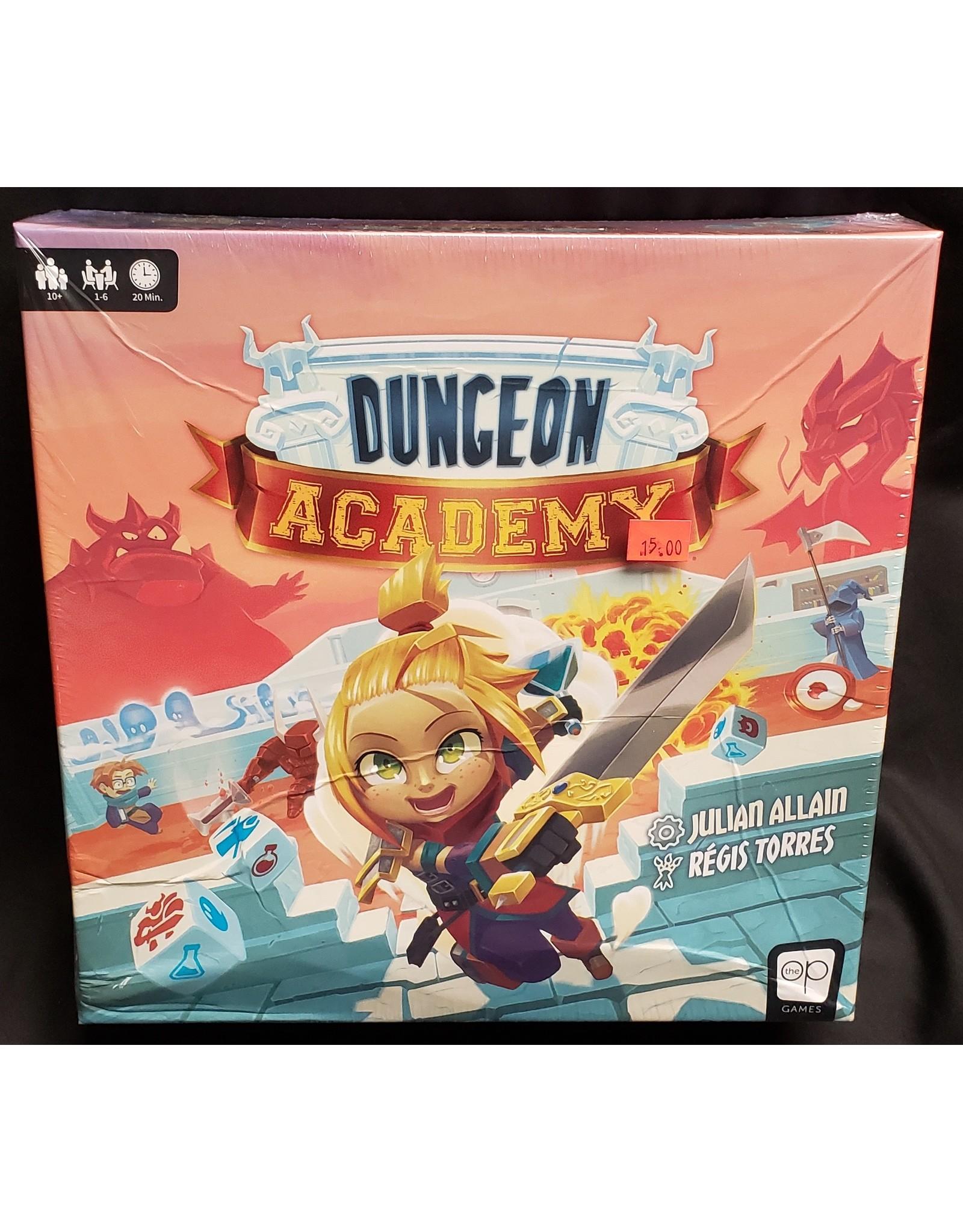 Ding & Dent Dungeon Academy (Ding & Dent)
