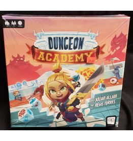 Ding & Dent Dungeon Academy (Ding & Dent)