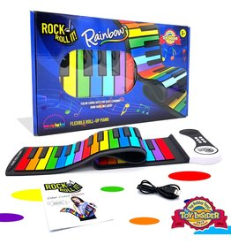 Rock N Roll It Rock And Roll It - Piano Rainbow