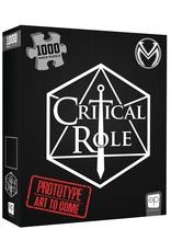 The OP Critical Role Vox Machina 1000 pc