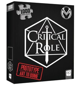 The OP Critical Role Vox Machina 1000 pc (Preorder)
