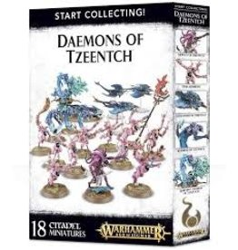 Age of Sigmar Start Collecting! Daemons of Tzeentch
