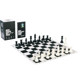 Best Chess Set Ever with Black Board