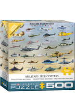 Eurographics Military Helicopters (500)
