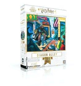 New York Puzzle Company Diagon Alley