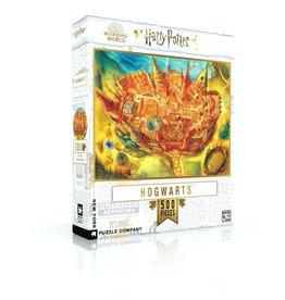 New York Puzzle Company Hogwarts (500)