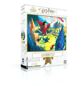 New York Puzzle Company Quidditch (1000)