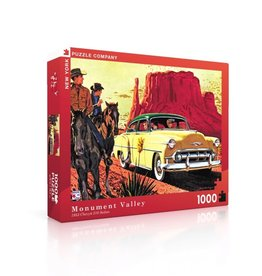 New York Puzzle Company Monument Valley (1000)