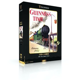 New York Puzzle Company Catch a Guinness