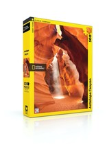 New York Puzzle Company Antelope Canyon (500)