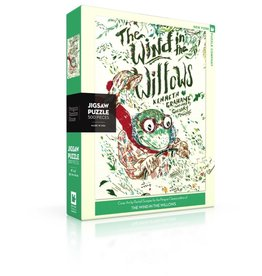 New York Puzzle Company Wind in the Willows (500)