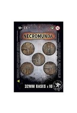 Necromunda Necromunda: 32mm Bases