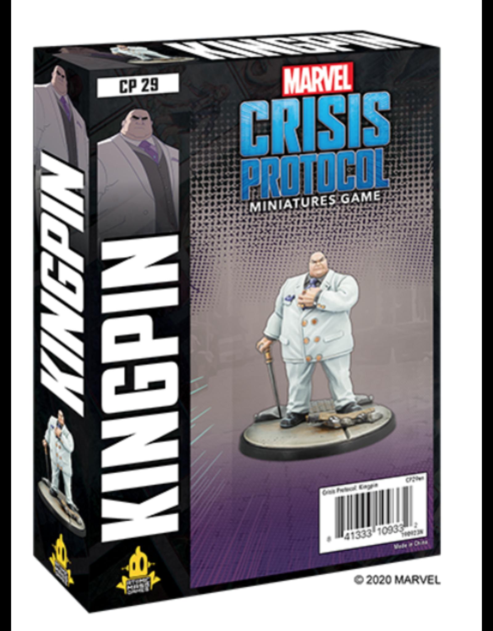 Asmodee Marvel Crisis Protocol: Kingpin