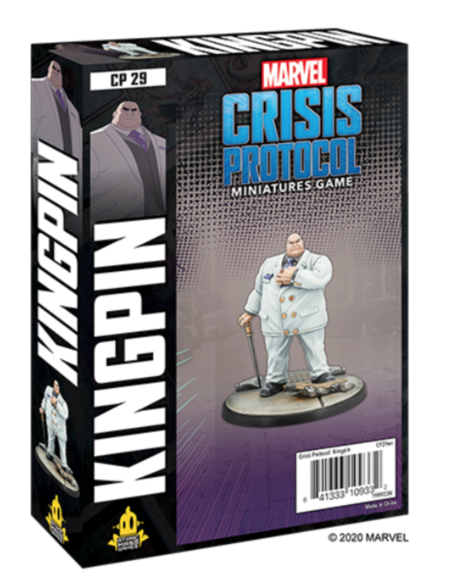 Atomic Mass Games Marvel: Crisis Protocol - Kingpin