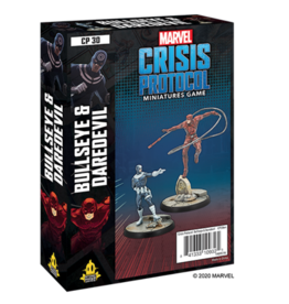 Atomic Mass Games Marvel: Crisis Protocol - Bullseye & Daredevil