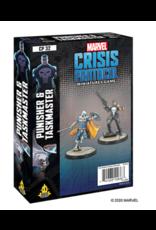 Asmodee Marvel Crisis Protocol: Punisher & Taskmaster