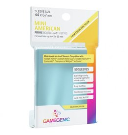 GameGenic Deck Protector: Prime: Mini American Yellow (50)