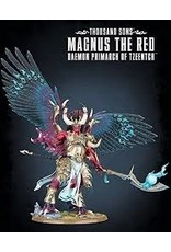 Warhammer 40K Chaos: Thousand Sons Magnus the Red