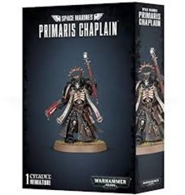 Warhammer 40K Space Marines Primaris Chaplain