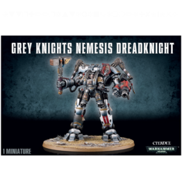 Warhammer 40K Grey Knights Nemesis Dreadknight