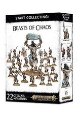 Age of Sigmar Start Collecting!: Beasts of Chaos