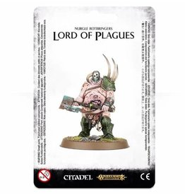 Age of Sigmar Nurgle Chaos Lord