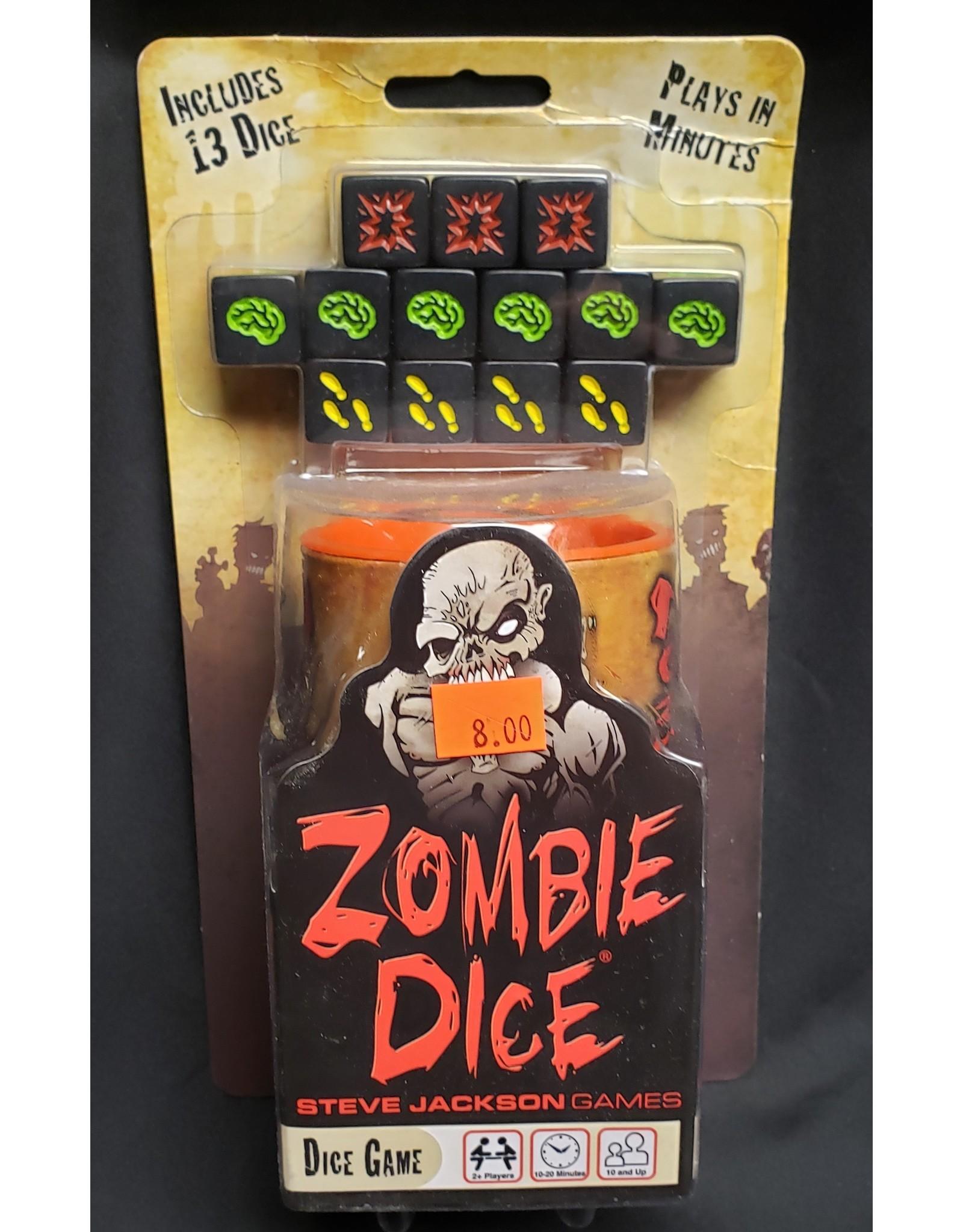 Ding & Dent Zombie Dice (Ding & Dent)