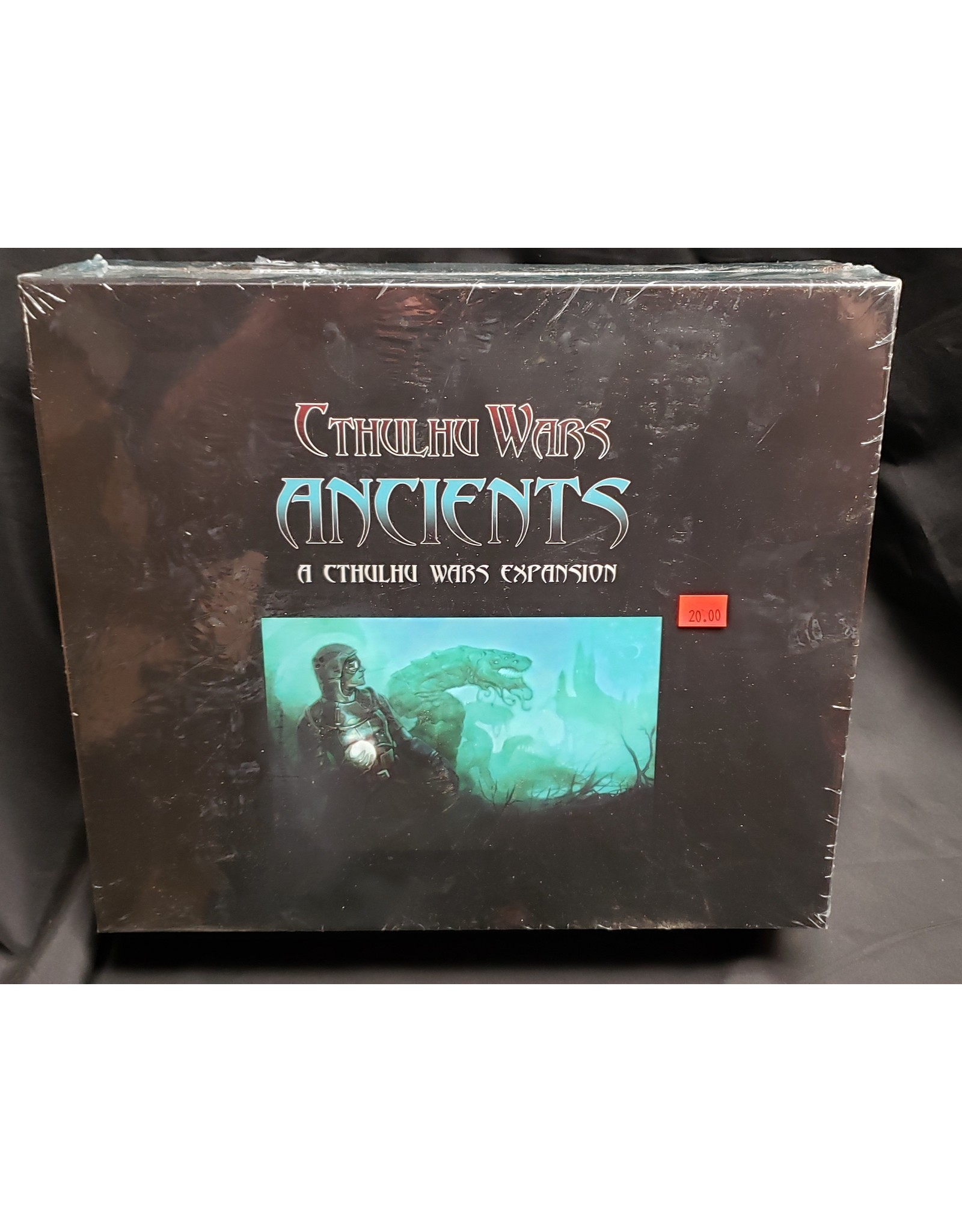 Ding & Dent Cthulhu Wars: Ancients (Ding & Dent)