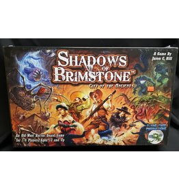 Ding & Dent Shadows of Brimstone: City of the Ancients (Ding & Dent)