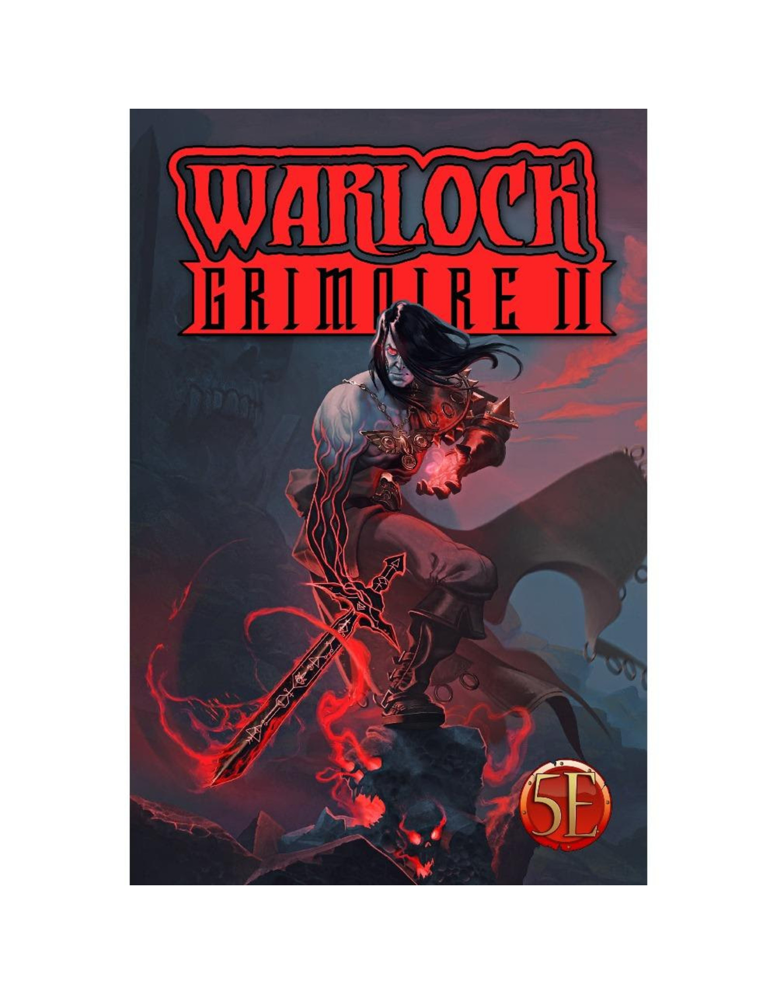 Kobold Press D&D 5E: Warlock Grimoire 2