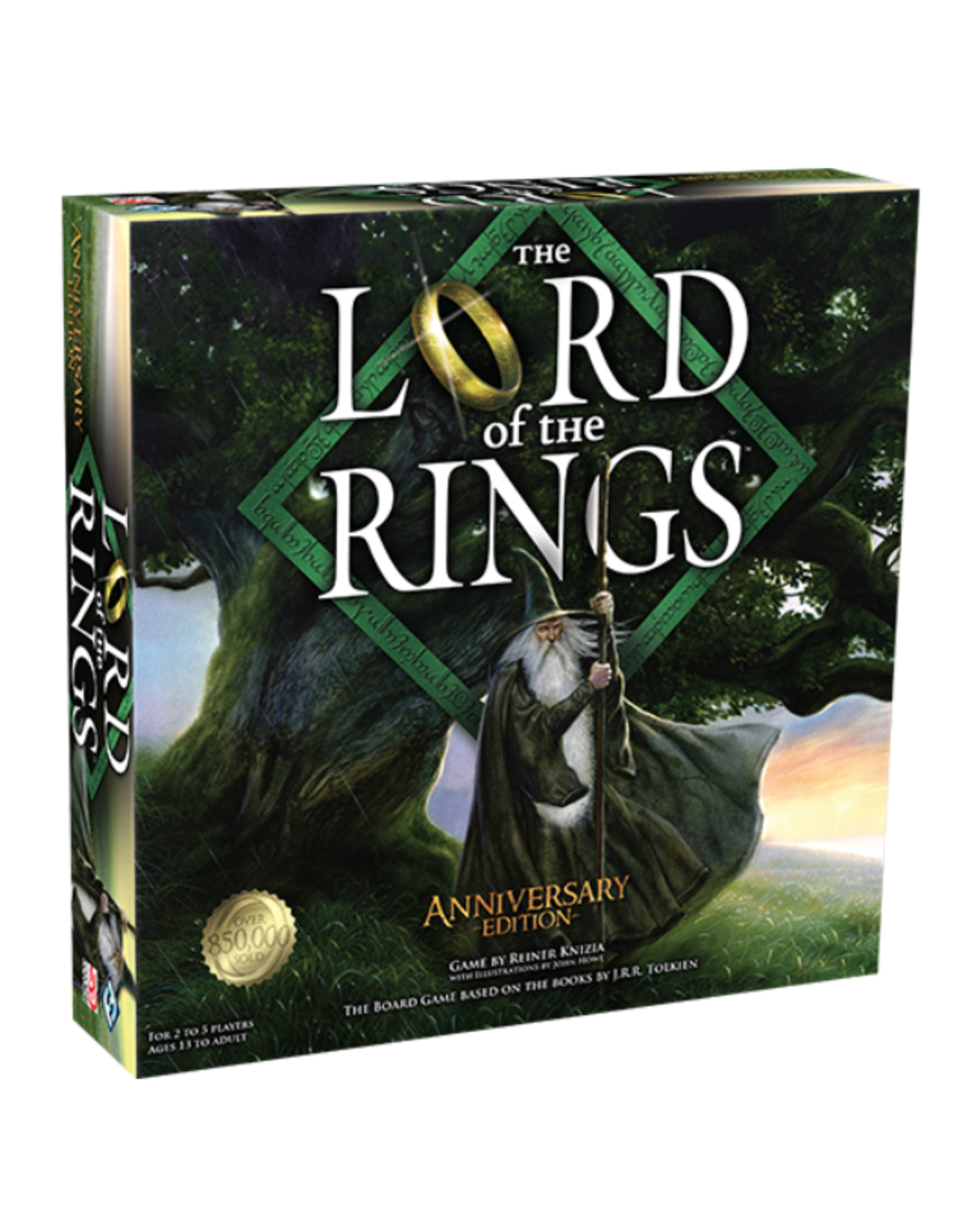 Fantasy Flight Games Lord of the Rings Boardgame