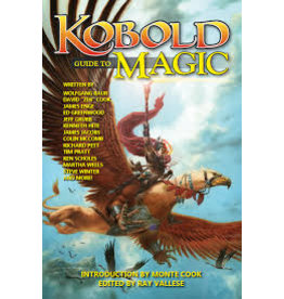 Kobold Press Kobold Guide to Magic