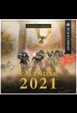 Warhammer 40K The Horus Heresy 2021 Calendar