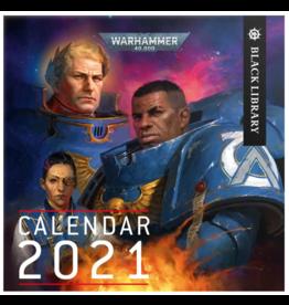 Warhammer 40K Warhammer 40,000 2021 Calendar