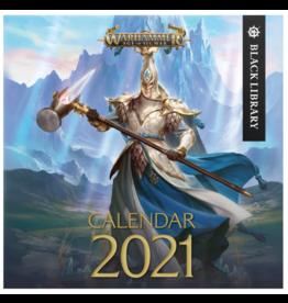 Age of Sigmar Warhammer Age of Sigmar 2021 Calendar