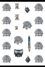 Warhammer 40K Space Marines: Deathwatch Upgrades