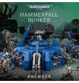 Warhammer 40K Space Marines: Hammerfall Bunker