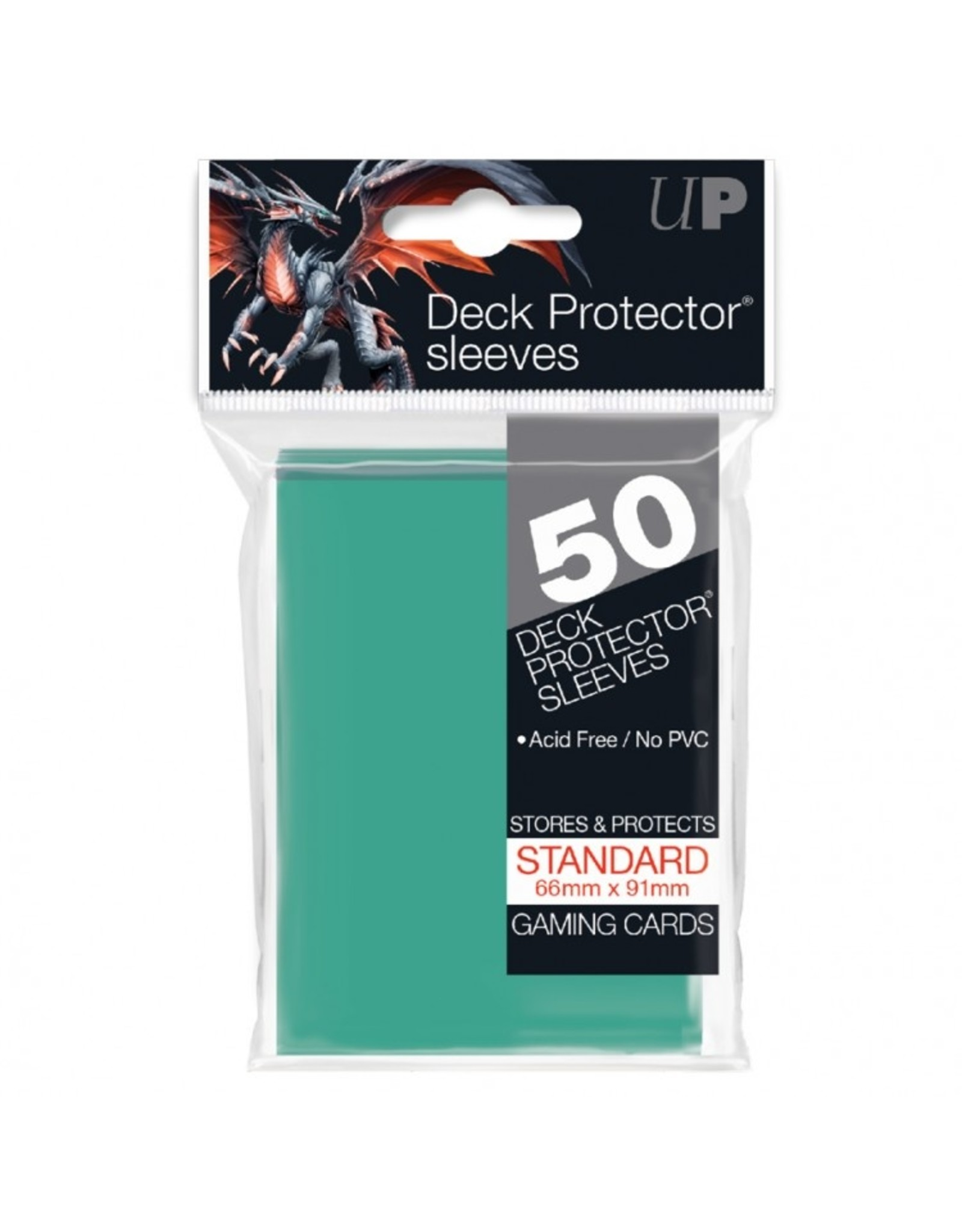 Ultra Pro Deck Protection: Aqua (50)