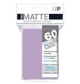 Ultra Pro Deck Protection: PRO: Matte SM Lilac (60)
