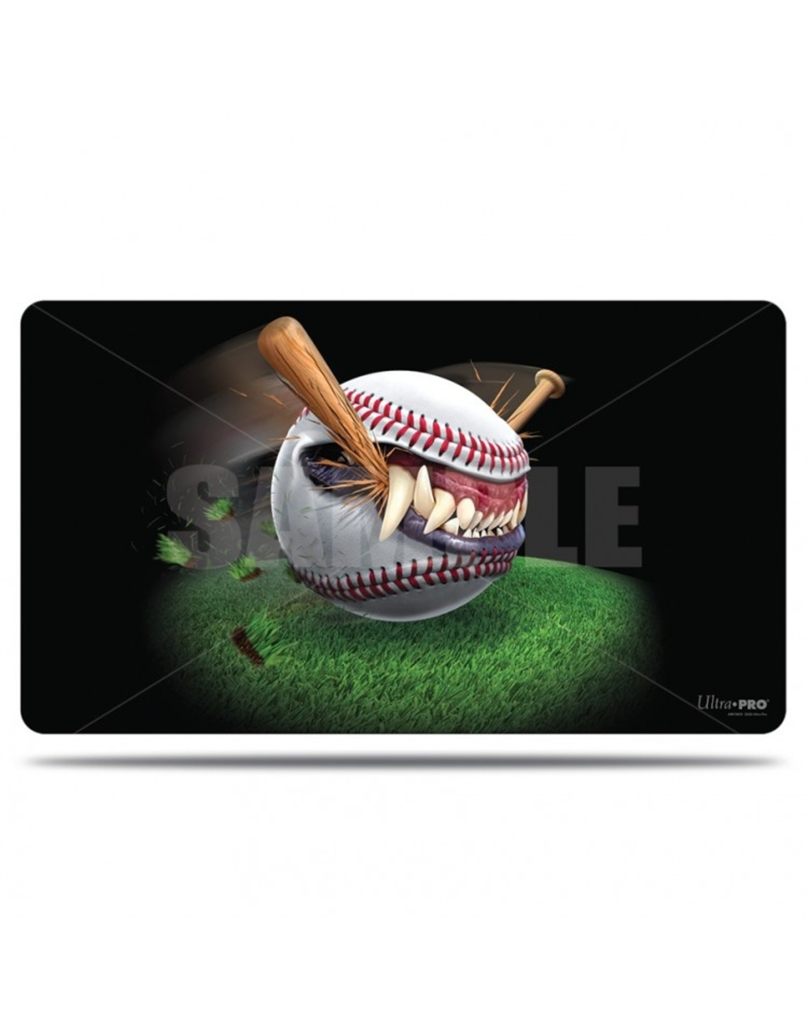 Ultra Pro Play Mat: Tom Wood Monster Baseball